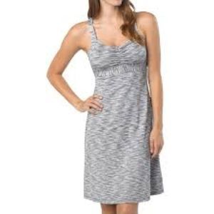 PrAna gray dress